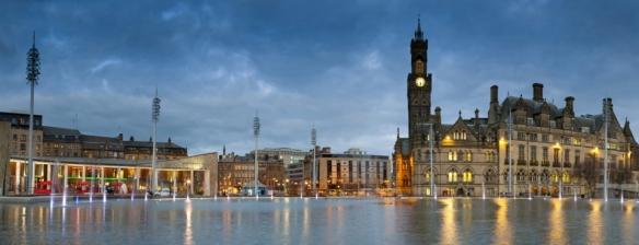 City Park, Bradford (c) Visit Bradford