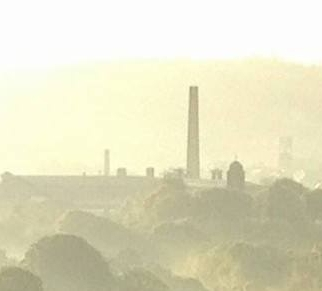 View from Milner Farm, Saltaire
