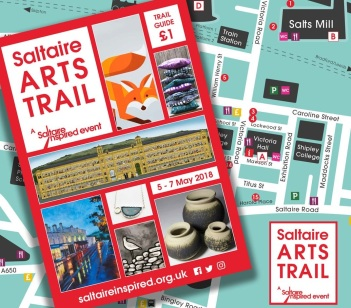Saltaire Arts Trail 2018