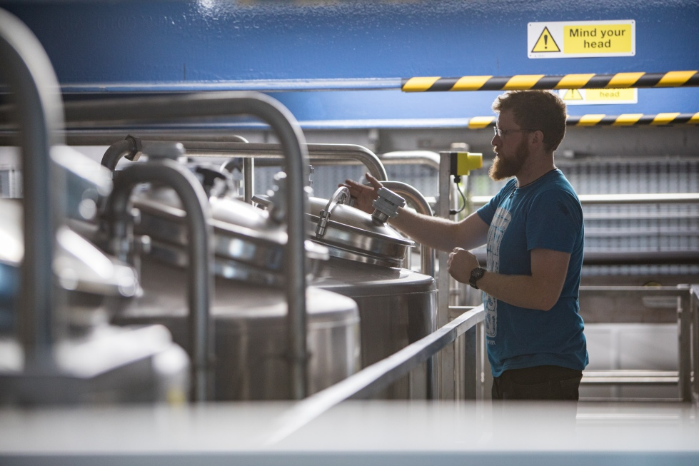 Saltaire Brewery Tours launch