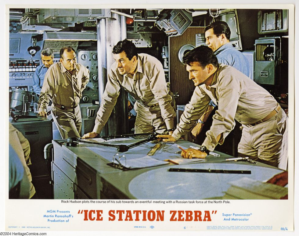 Ice Station Zebra 1