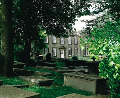 Bronte Parsonage. Copyright The Bronte Society #2