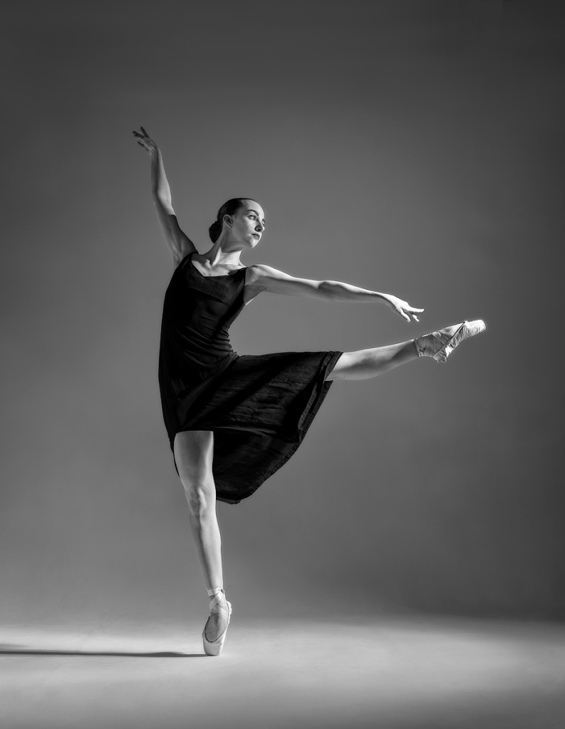 On Pointe, Dance Shapes ii