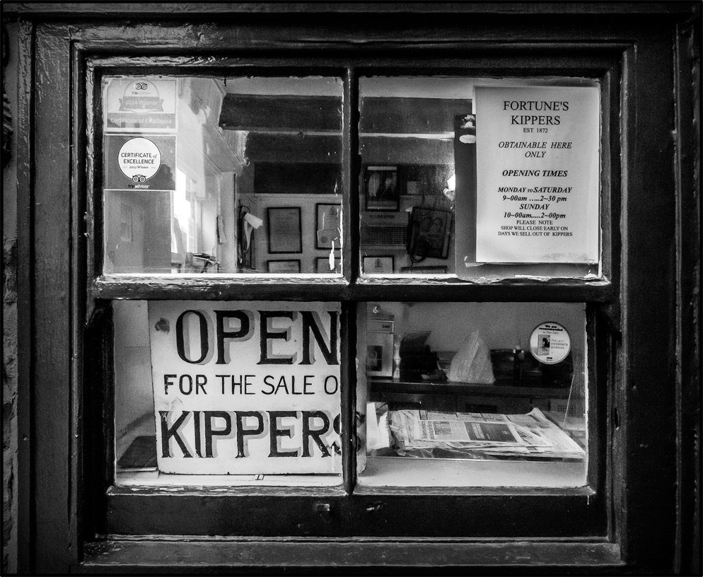 Fortune's Kippers, Whitby