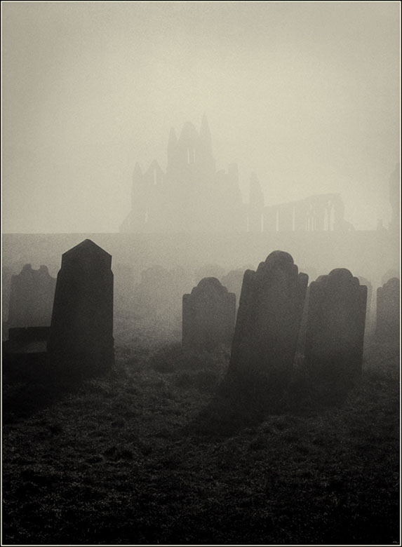 Gravestones, Whitby