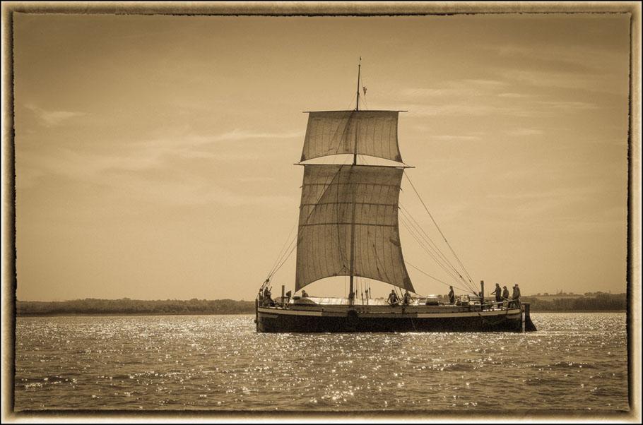 Humber Barge