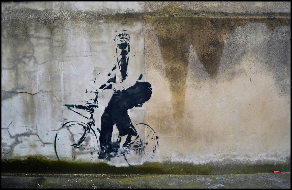 David Hockney by Stewy, Sonja Stubbs
