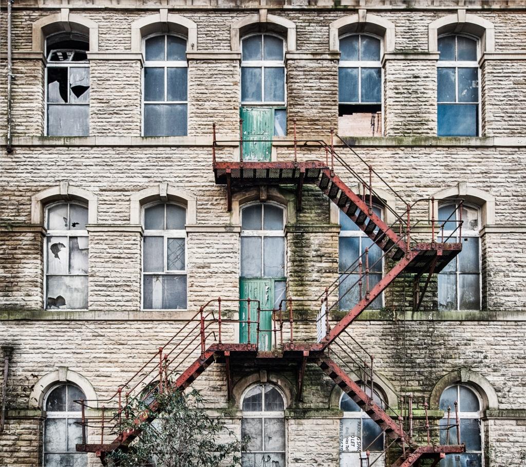 Escape from Dalton Mill, Clare Smallwood
