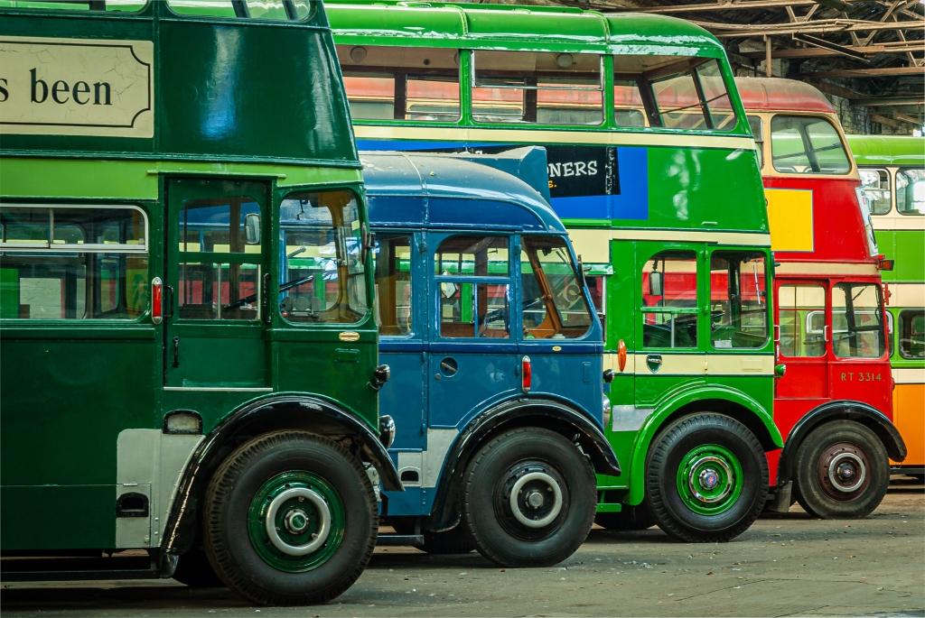 Keighley Bus Museum, Joyce Simpson