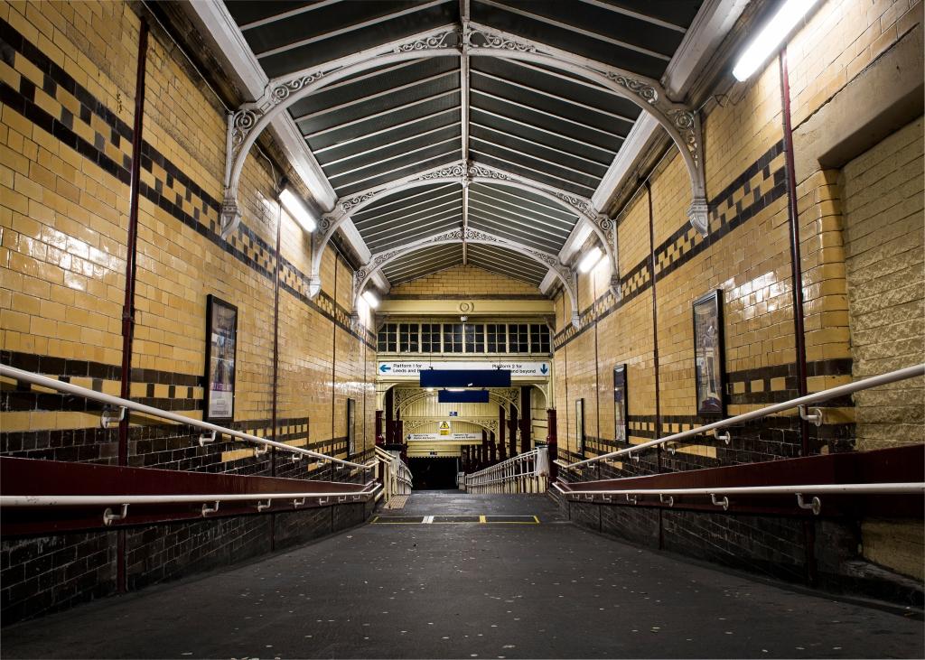 Victorian Classic - Keighley Station, Rais Hasan